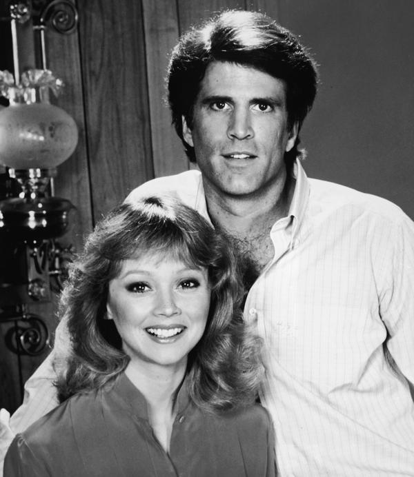 "Danson credits his big break in <em>Cheers</em> to Shelley Long, who played his love interest, Diane Chambers. ""She was really magnificent,"" Danson says."