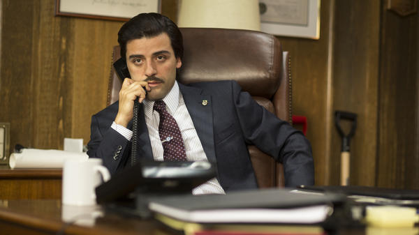 Oscar Isaac plays an ambitious young politician in the HBO miniseries <em>Show Me a Hero, </em>which begins airing Sunday<em>.</em>
