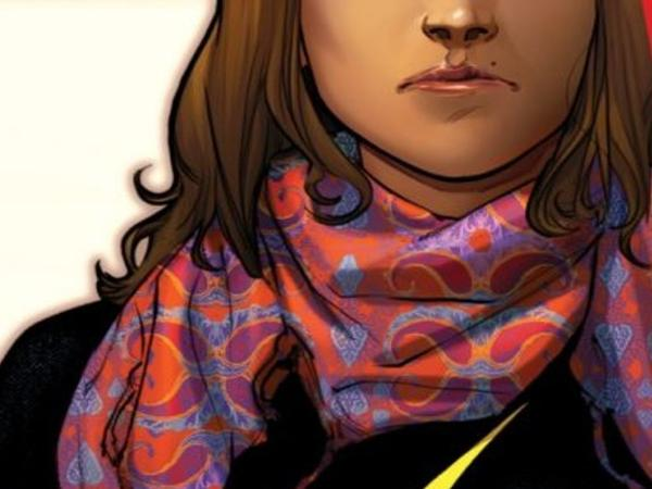 <em>Ms. Marvel</em>, which was not on the Sad Puppies slate, took home this year's Hugo for best graphic story.