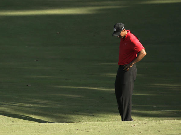 Tiger Woods was unable to end his two-year winless streak on the PGA tour, despite leading early on in the Wyndham Championship in Greensboro, N.C.