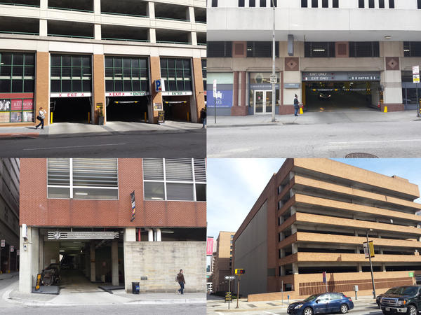 The mayor wants to fund her plan by selling four downtown parking garages.  Young questions putting solid revenue generators on the market.
