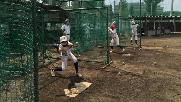 Musashi Fuchu Little League baseball players spend eight to 10 hours a day on weekends practicing on this field on the outskirts of Tokyo. This traditional powerhouse team has won the Little League World Series twice before, in 2013 and 2003, but did not qualify this season.