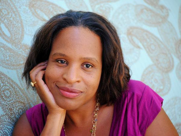 Nicola Yoon's <em>Everything, Everything</em> is her first novel. It has already been optioned to be made into a film.