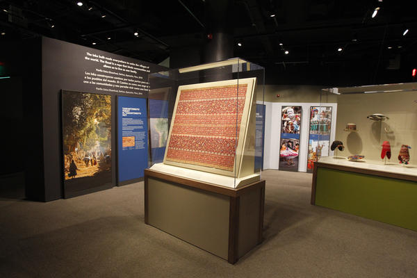 "The National Museum of the American Indian's exhibition, ""The Great Inka Road: Engineering an Empire,"" will run until June 1, 2018."