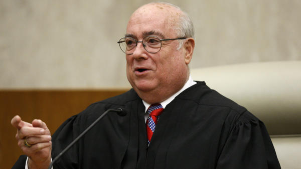 """""""I would have thought the top drug kingpins in the country wouldn't be the beneficiaries of what we're trying to do here,"""" Judge Royce C. Lamberth said, referring to sentencing reform efforts and guidelines that were designed to help nonviolent drug offenders secure early release."""