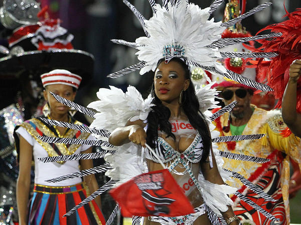 "Carnival season is already over in Trinidad and Tobago, but we're sure we're going to be seeing some wining to Machel Montano's ""Ministry of Road"" come Labor Day in New York."
