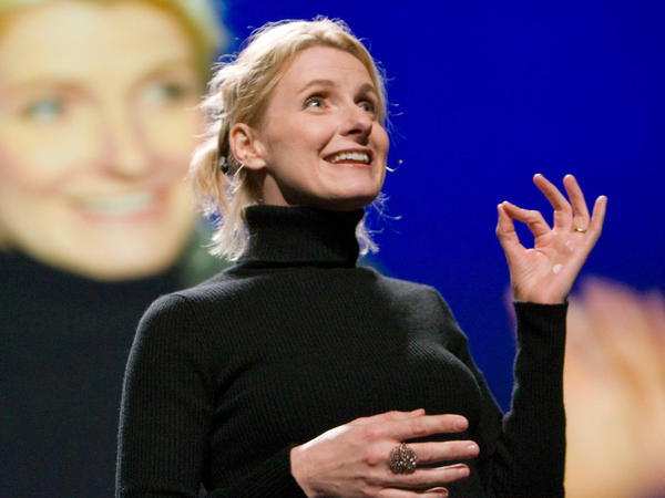 Elizabeth Gilbert shares a new perspective on traditional creative careers.