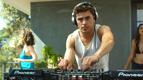 Zac Efron as Cole in <em>We Are Your Friends</em>.