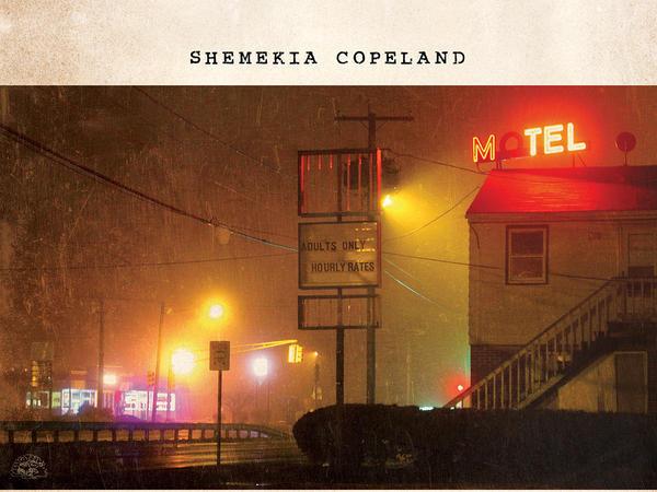 Cover art for <em>Outskirts Of Love </em>by Shemekia Copeland.