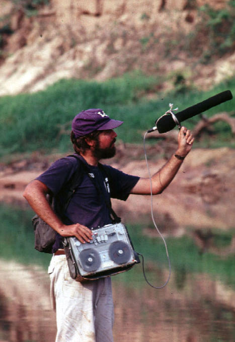 "Ted Parker, a pioneering ornithologist who died in 1993, has been called the ""Mozart of ornithology."" He memorized the sounds of more than 4,000 species, and used recordings of calls to get birds to reveal their territories."
