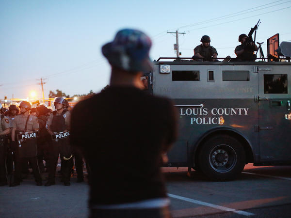 "A new Justice Department report gave a total of 113 lessons learned and a half-dozen themes that ""permeated all aspects of the police response"" during the height of the demonstrations in Ferguson, Mo., last year."