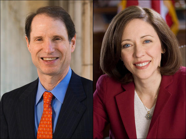 Oregon's Ron Wyden and Washington's Maria Cantwell, have come out in favor of the Iran nuclear deal.