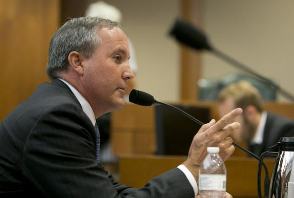 Texas Attorney General Ken Paxton has assembled the legal team he'll use to represent him in the ongoing fraud cases against him.