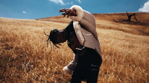 Travis Scott's album, <em>Rodeo</em>, is available now.