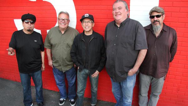 Los Lobos' new album,<em> Gates Of Gold,</em> comes out Sept. 25.