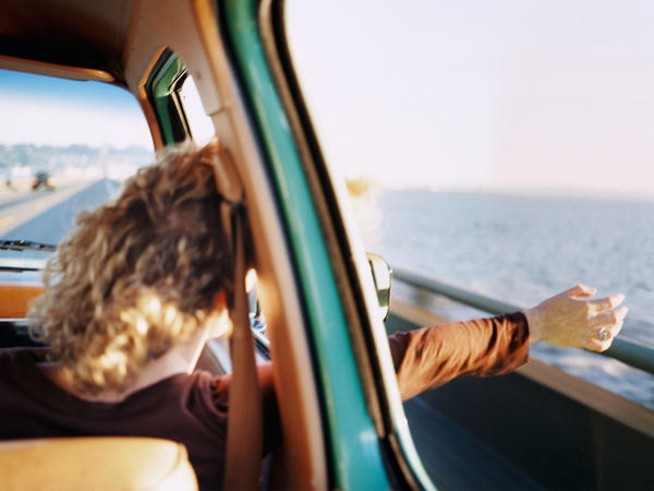 Better keep that window open, lady. There aren't many effective options for reducing hot flashes and other symptoms of menopause.