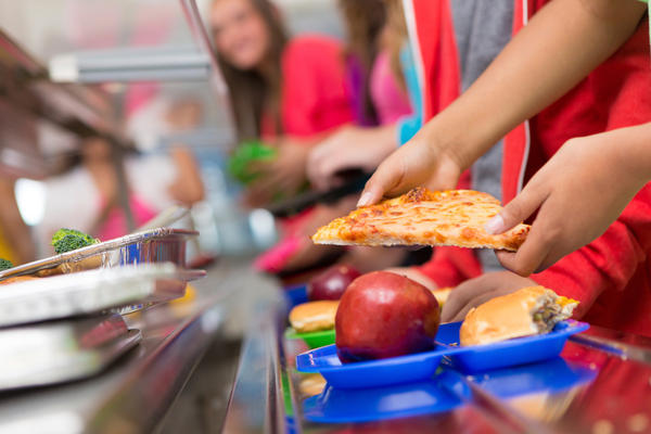 Longer lines in the cafeteria and shorter lunch periods mean many public school students get just 15 minutes to eat. Yet researchers say when kids get less than 20 minutes for lunch, they eat less of everything on their tray.
