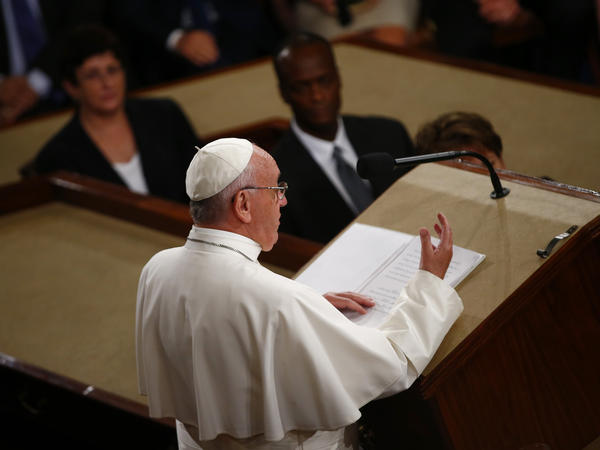 Pope Francis also strongly advocated for abolishing the death penalty and called on Congress to act on climate change.