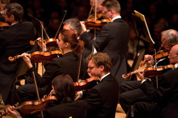 "According to the Vienna Philharmonic's own description, their string section ""is more like a workshop in  the Middle Ages, where newlyarrived musicians are initiated into and  absorb the secrets of the orchestra's special musical style."""