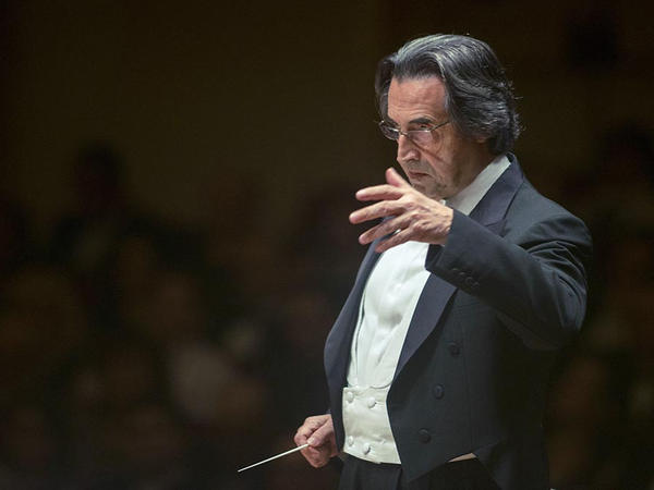 Riccardo Muti so impressed composer Carl Orff with his 1980 'Carmina Burana' performance that Orff reworked some tempo and dynamic markings in the score to hew to Muti's interpretation.