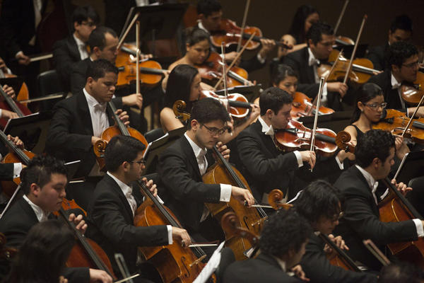 Like many of the children in Venezuela's El Sistema program, some of the young players in the Simón Bolívar Symphony came from troubled backgrounds. The goal of the program, begun in the 1970s, was to provide an escape from poverty and crime.