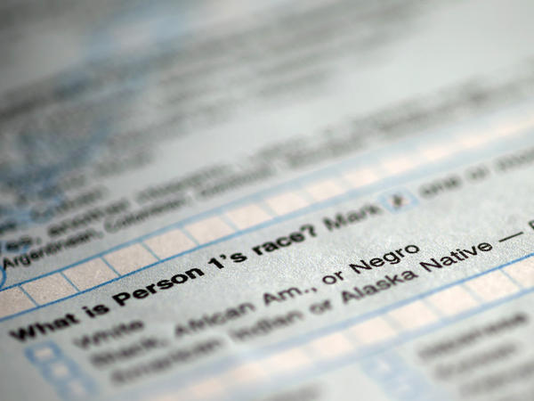 The race question on the census is constantly changing.