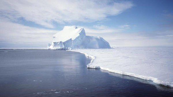 The Antarctic ice sheet stores more than half of Earth's fresh water. Scientists wondered how much of it would melt if people burned all the fossil fuels on the planet.
