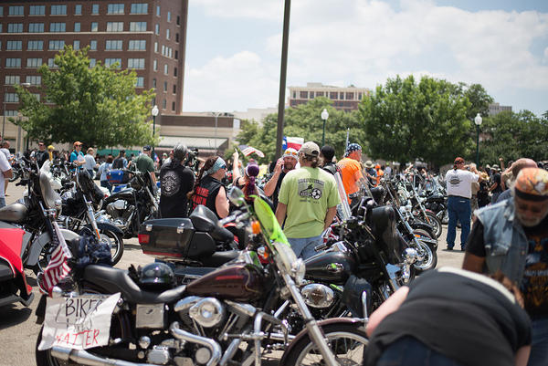 Some of the bikers who experienced the Waco shootout first-hand have recounted their side of the story.