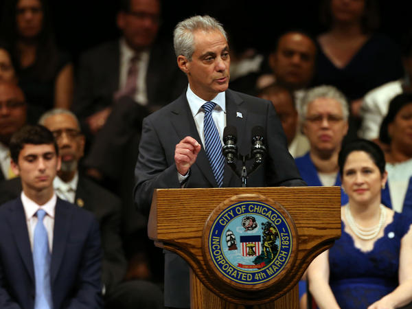 The official graduation numbers that Chicago Mayor Rahm Emanuel touted through his first term and his re-election campaign have been revised.