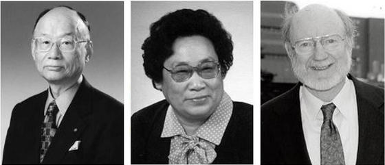 Satoshi Omura, Youyou Tu and William C. Campbell share in the 2015 Nobel Prize in Physiology or Medicine.