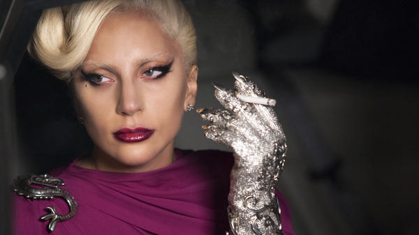 Lady Gaga plays a mysterious character called the Countess on the new season of FX's <em>American Horror Story</em>, which begins on Wed.