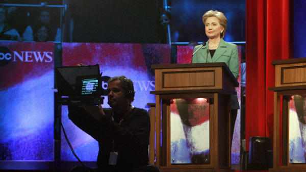 Hillary Clinton participated in 25 primary debates during her 2008 campaign — experience that should serve her well on Tuesday night. But she still has to appear likable and at ease on stage this time.