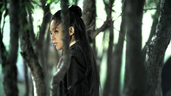 Shu Qi in a scene from<em> The Assassin</em>.