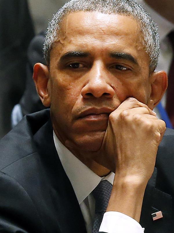 President Obama in 2014.