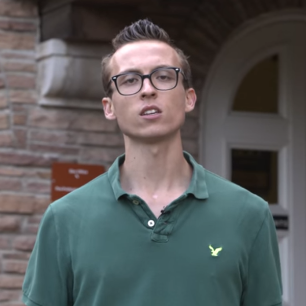 University of Colorado senior Aaron Estevez-Miller co-founded a group to push the school to request more tickets — which bumped the university's allotment up from 100 to 150 tickets.