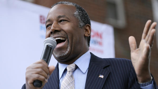 Dr. Ben Carson is on the rise in Iowa and in national polls, leapfrogging Donald Trump in some surveys.