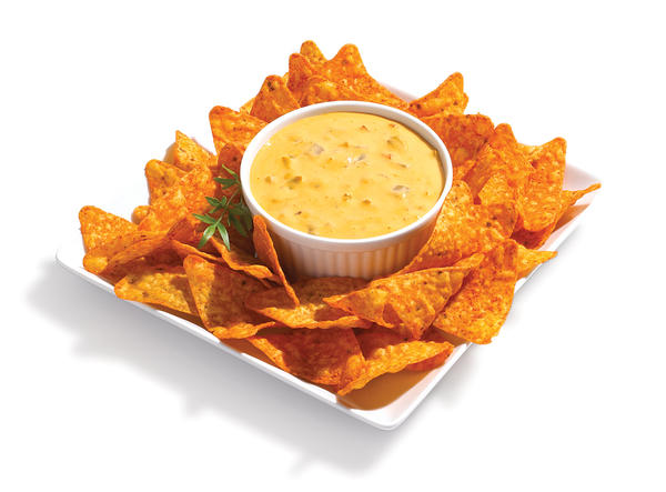 Cheese dip is one type of food that Kalsec's natural colors derived from carrots might go into.