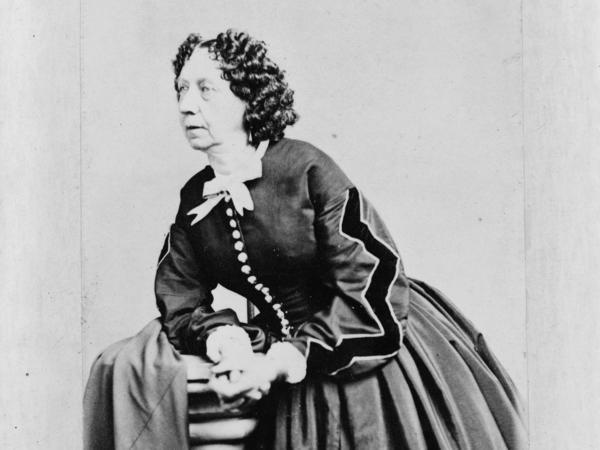 Sara Payson Willis, known as Fanny Fern (1811-1872)