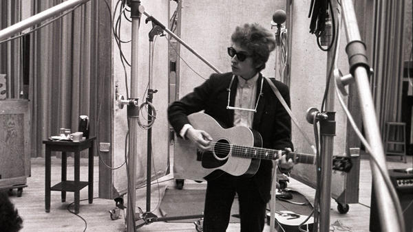 Bob Dylan's new compilation, <em>The Cutting Edge 1965-1966: The Bootleg Series Vol. 12</em>, is out now.