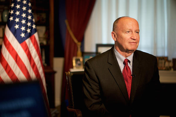 Republican Kevin Brady of Texas was named the new chairman of the House Ways and Means committee.
