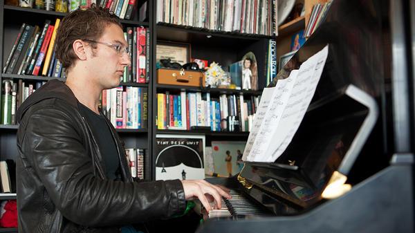 Tiny Desk Concert with Teddy Abrams