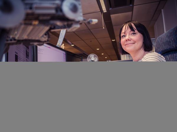 Sigurlina Ingvarsdottir, senior producer at DICE.