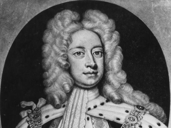 <strong>Britain's King George II</strong>: Snazzy dresser, adventurous eater.