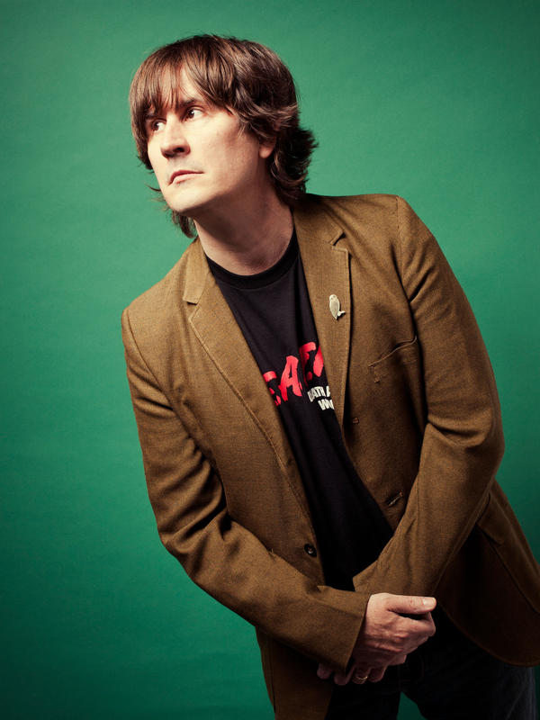 """[Death metal] is a very passionate music. It's also really dark and gory--and I like that stuff."" - John Darnielle, of the Mountain Goats."