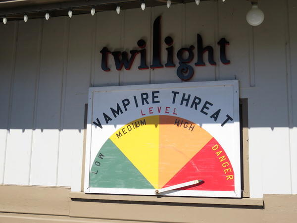 It's now one decade of watching out around Forks, Washington.