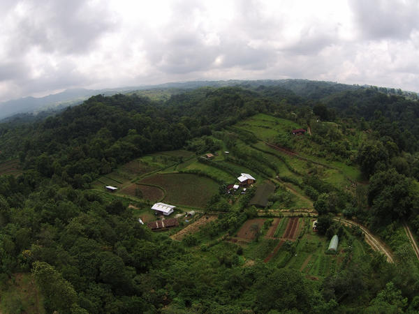 Las Cañadas is an ecological cooperative in Veracruz, Mexico that's working to sequester carbon and mitigate climate change while producing food, materials, chemicals and energy.