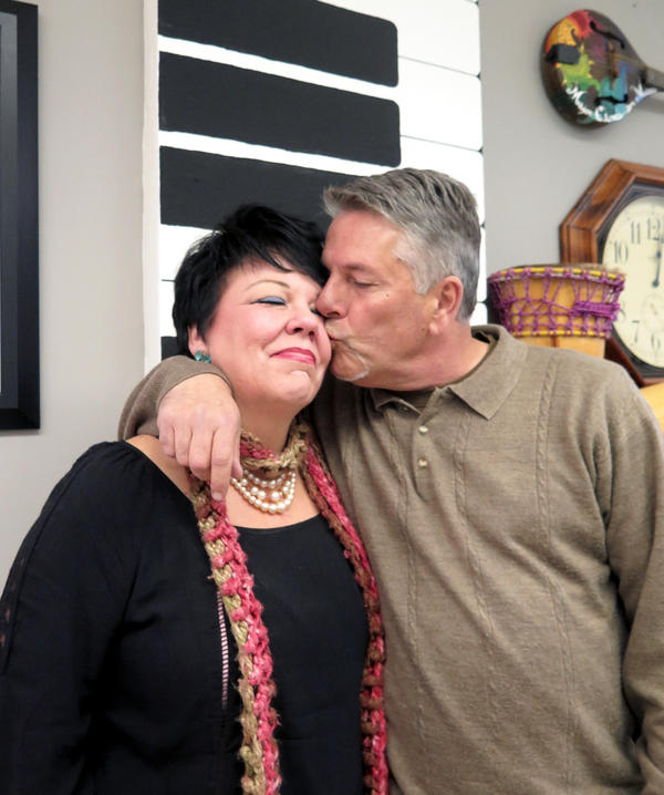 John and Katrina Vowell both grew up around Saginaw, Mich., and are committed to their community.