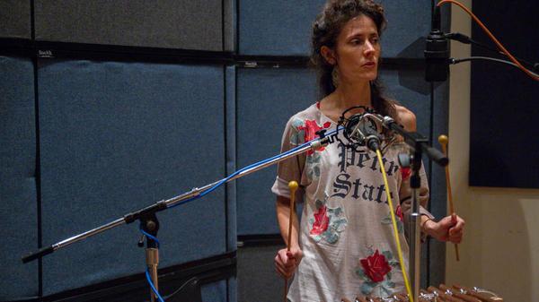 Diane Cluck performs live in the studio for Folkadelphia.