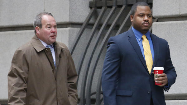 William Porter faces charges of manslaughter, assault, reckless endangerment and misconduct in office. He is one of six Baltimore police officers charged in connection with the death of Freddie Gray.