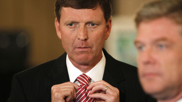 Bob Vander Plaats has supported the last two Iowa caucus winners, Rick Santorum and Mike Huckabee.